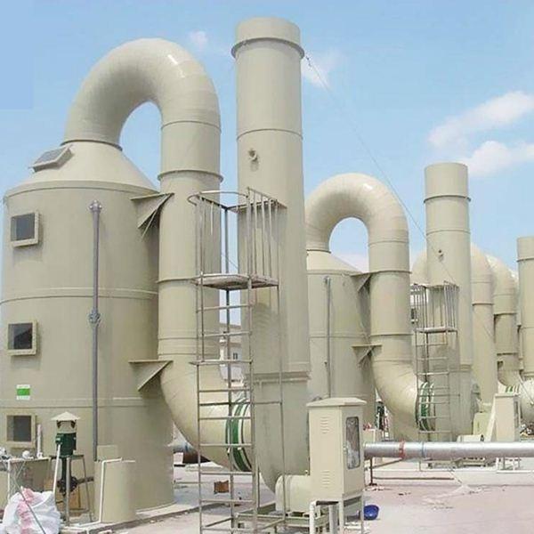 Tháp hấp thụ nhựa PVC